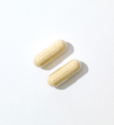 The Relax Capsules - a nutritional supplement developed by Innermost