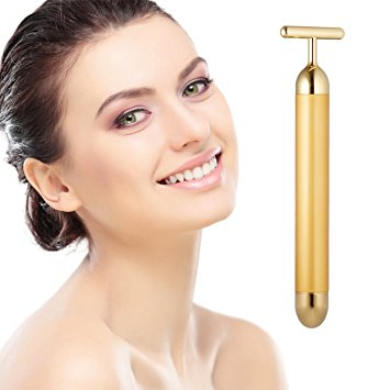 24K Gold Plated Anti Aging Face Thinner