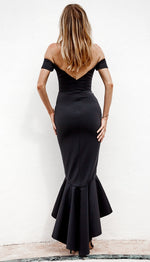 Nicola Dress Black
