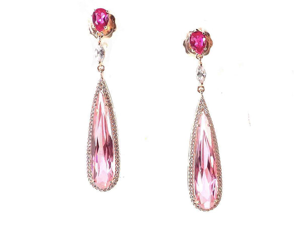 Vintage Drop Earrings