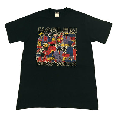 Harlem Classic T-shirt in 100% cotton in various colors from www.Mean-Tees.com