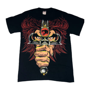 ThunderCats Sword Sight T-shirt - Mean-Tees.com