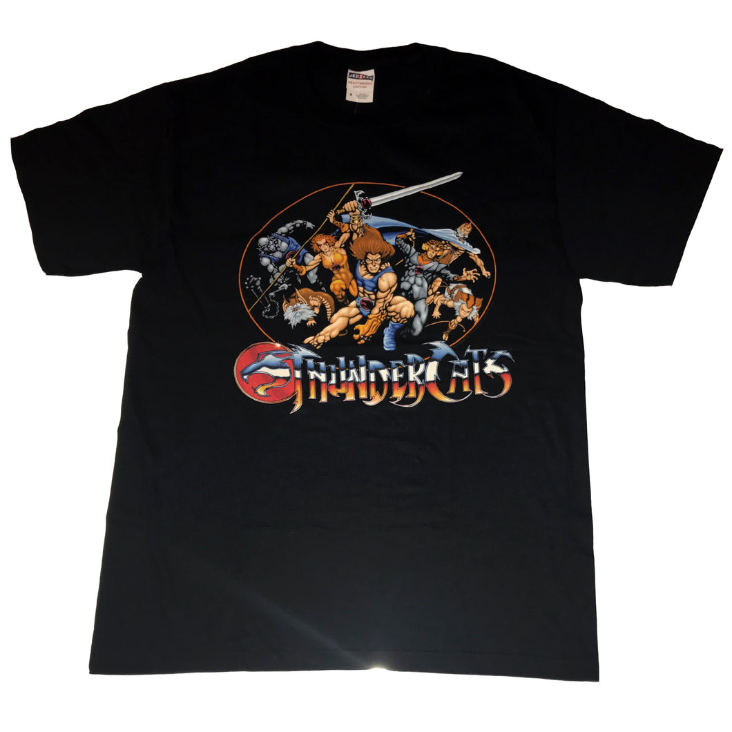 ThunderCats Universe of Characters T-shirt - Mean-Tees.com