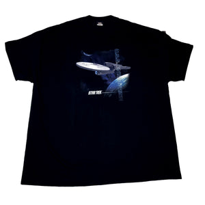 Star Trek U.S.S. Enterprise T-shirt - Mean-Tees.com