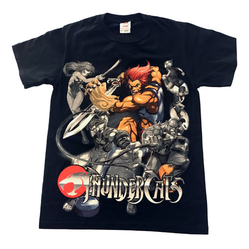 ThunderCats Battle Mode T-shirt - Mean-Tees.com