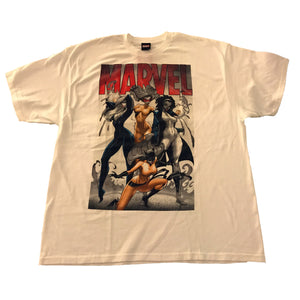 Ladies of Marvel T-shirt - Mean-Tees.com