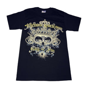 Michael Jackson King of Pop T-shirt - Mean-Tees.com