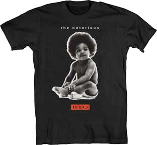 NOTORIOUS B.I.G. READY TO DIE - Mean-Tees.com