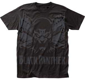 Shadow Stalker Black Panther T-shirt - Mean-Tees.com