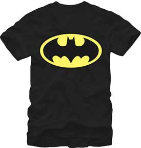 Batman Classic T-shirt - Mean-Tees.com
