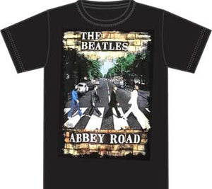 The Beatles Abbey Road T-shirt from www.Mean-Tees.com