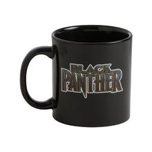 Black Panther Heat Reactive Mug - Mean-Tees.com
