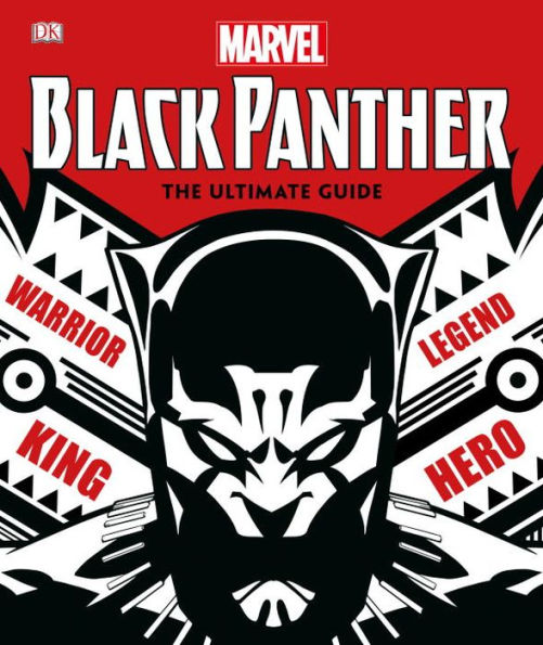 Marvel Black Panther: The Ultimate Guide - Mean-Tees.com