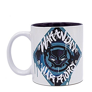 Black Panther Wakandan Warriors Mug - Mean-Tees.com