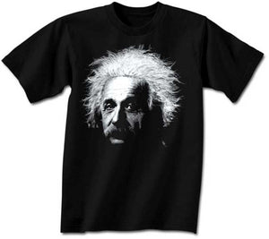 Albert Einstein - Mean-Tees.com