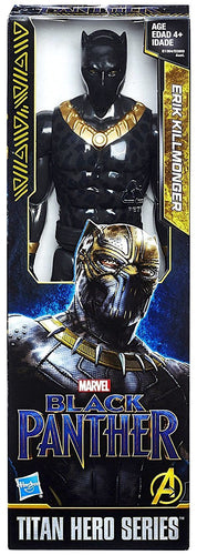 Erik Killmonger Action Figure - Mean-Tees.com