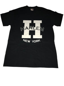 H Is For Harlem T-shirt - Mean-Tees.com