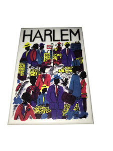 Harlem Classic Magnet - Mean-Tees.com