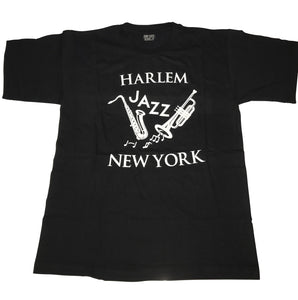 Harlem Jazz T-shirt - Mean-Tees.com