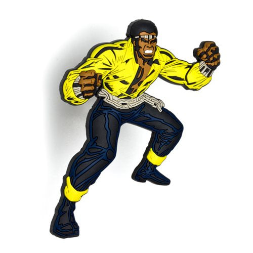 Luke Cage Power Man Magnet - Mean-Tees.com
