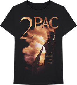 Tupac, Against The World - Mean-Tees.com
