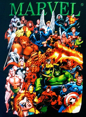 VINTAGE MARVEL UNIVERSE - Mean-Tees.com