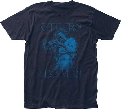 Mile Davis - Mean-Tees.com