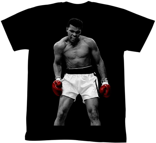 Muhammad Ali I Am The Greatest T-shirt - Mean-Tees.com