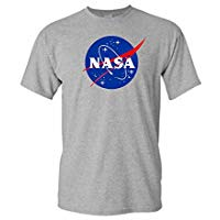 The NASA Classic Logo T-shirt from www.Mean-Tees.com