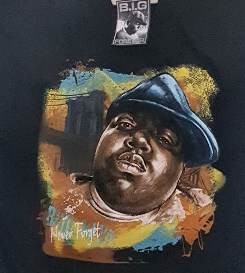 Notorious BIG - Mean-Tees.com