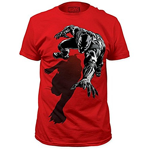 Prowling Black Panther T-Shirt - Mean-Tees.com