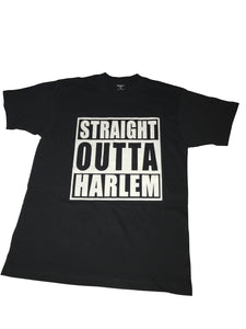 Straight Outta Harlem T-shirt - Mean-Tees.com