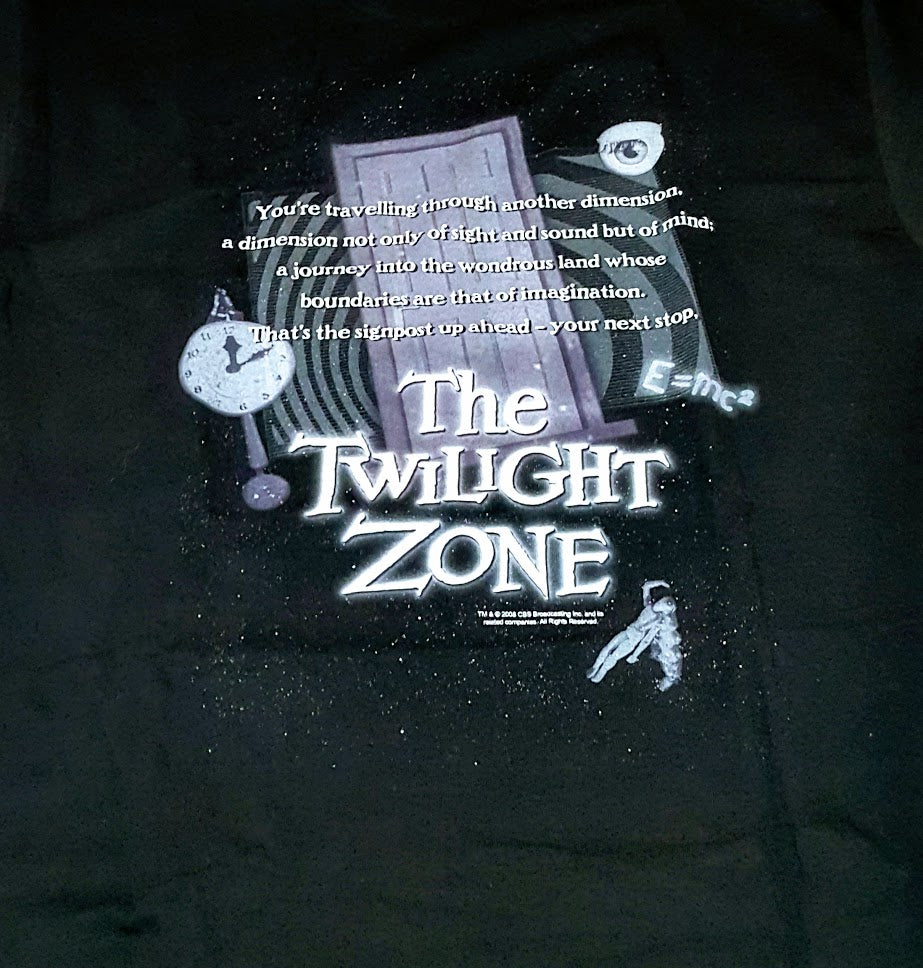 The Twilight Zone - Mean-Tees.com