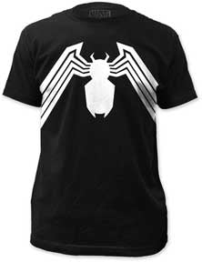 Classic Venom T-shirt - Mean-Tees.com