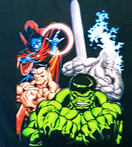 The Hulk Group - Mean-Tees.com