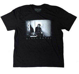 MILES DAVIS REFLECTIONS - Mean-Tees.com