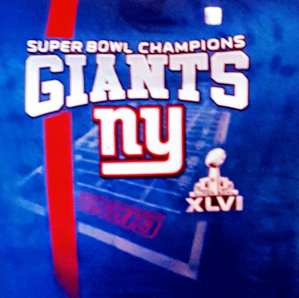 SUPER BOWL CHAMPIONS NY GIANTS - Mean-Tees.com