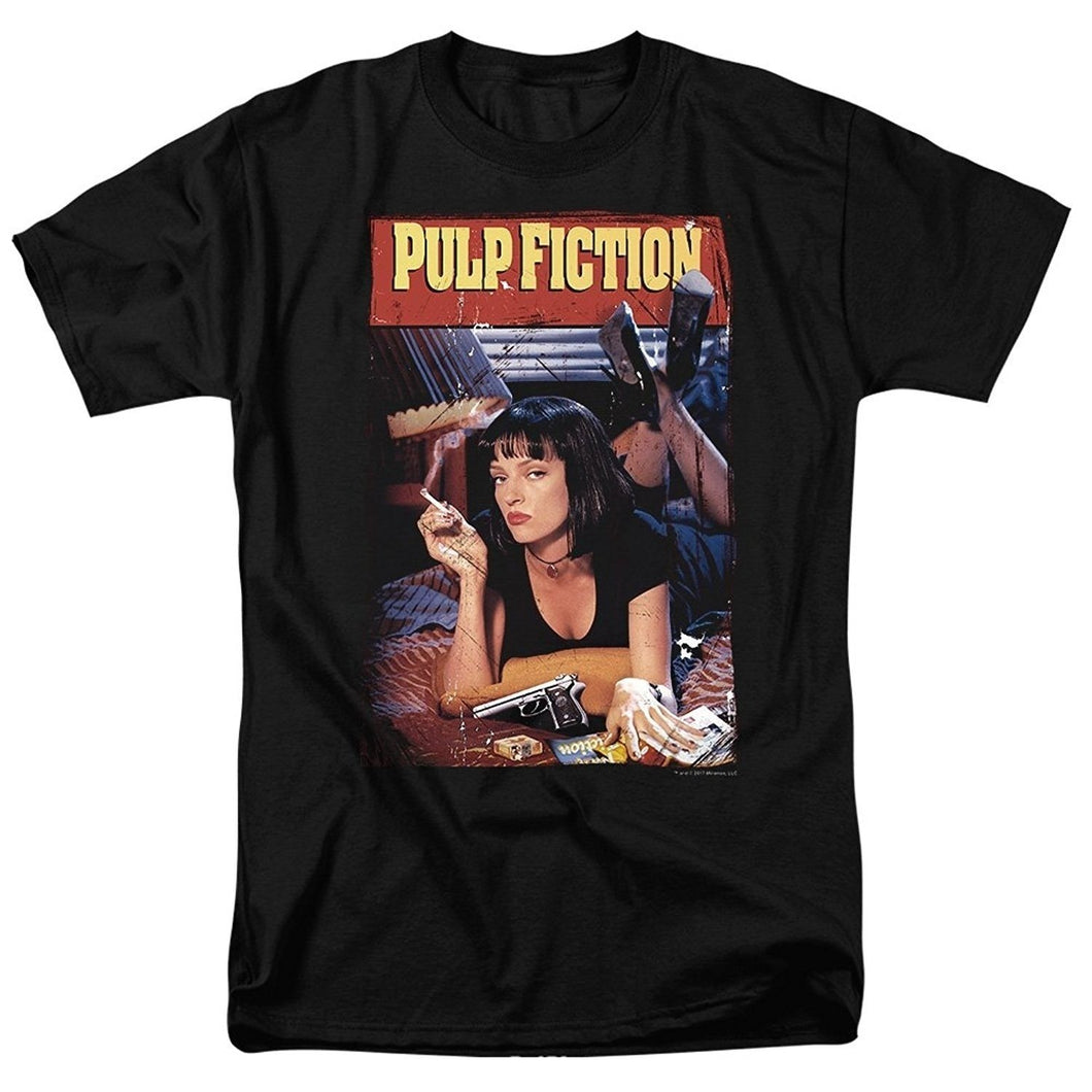 Pulp Fiction Movie T-shirt - Mean-Tees.com