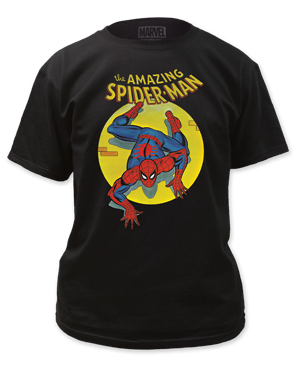 The Amazing Spiderman - Mean-Tees.com
