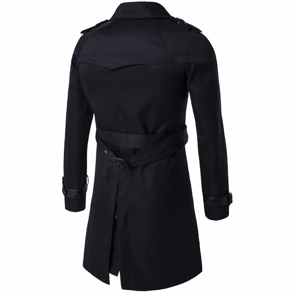 Salvo Trench Coat