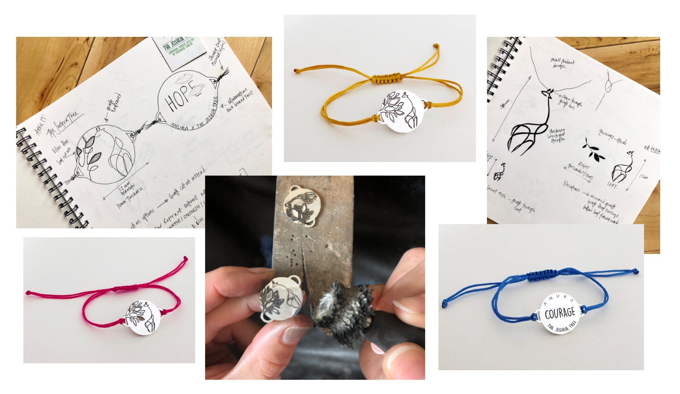 ETHICAL CHARITY BRACELETS