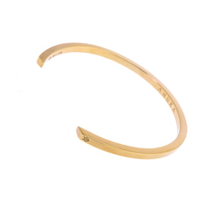 KOTI GOLD CUFF BANGLE