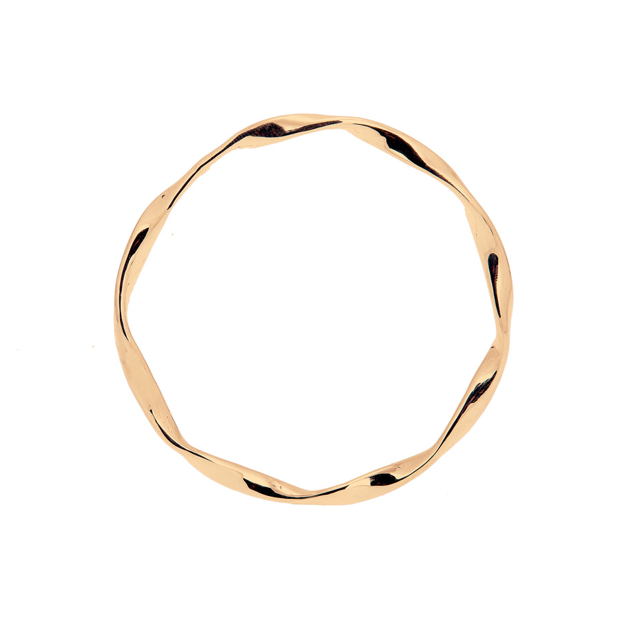 LOKA FULL GOLD BANGLE