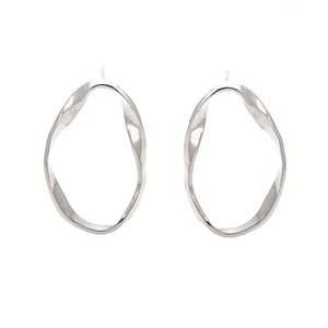 LARGE LOKA CONTOUR EARRINGS