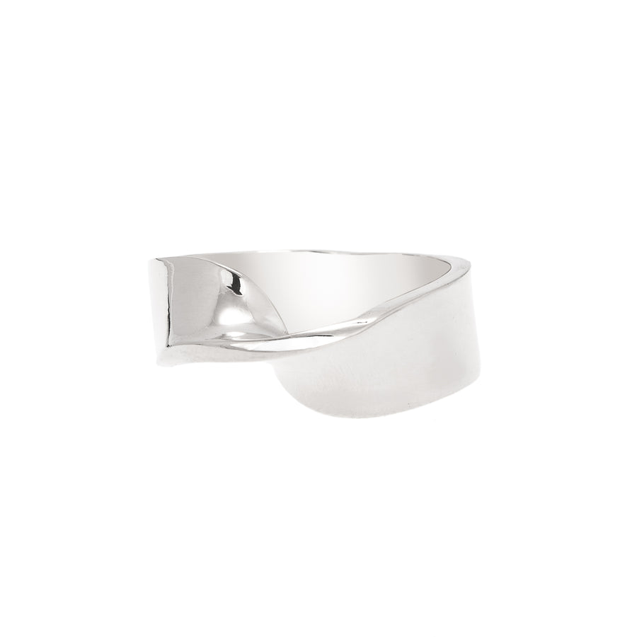 LOKA SINGLE TWIST RING