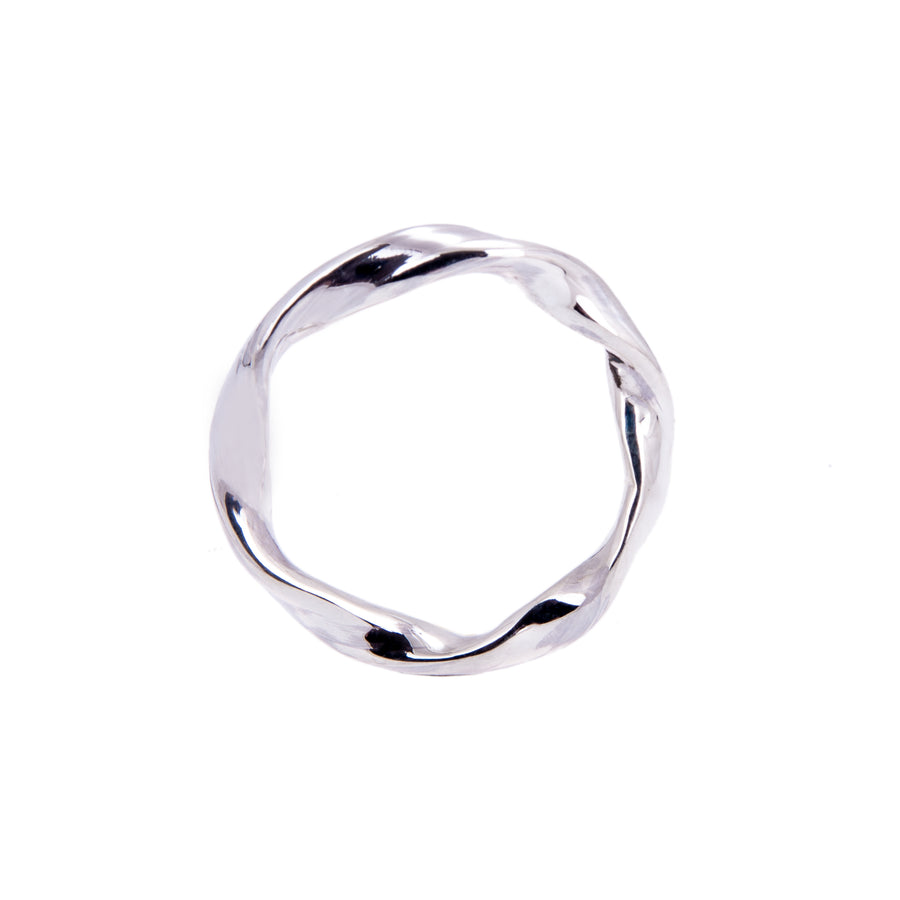 SMALL LOKA STACKING RING