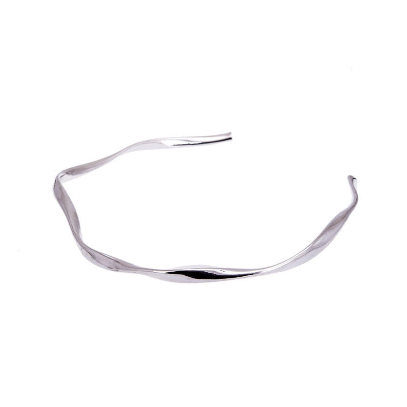 LOKA CONTOUR COLLAR NECKLACE