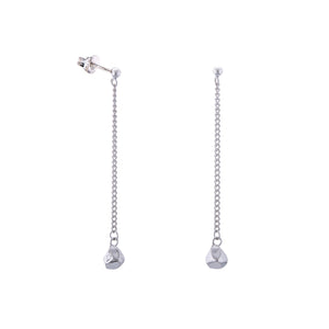 MANI CHAIN DROP EARRINGS