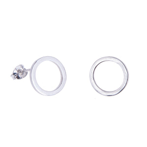 AMATI SMALL EARRINGS SILVER