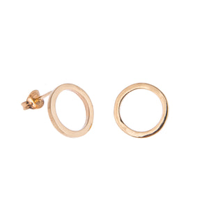AMATI SMALL EARRINGS GOLD